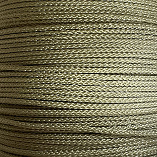 123Paracord Microcord 1.4MM Vintage Gold