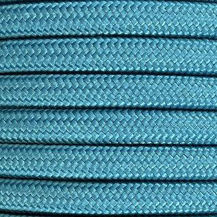123Paracord 10MM PPM Seil Cerulean Blau