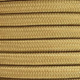 123Paracord 10MM PPM Seil Gold