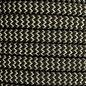 123Paracord 10MM PPM Seil Ultra reflective & Zwart Shockwave