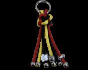 Paracord Schlüsselanhänger Diamond Knoten