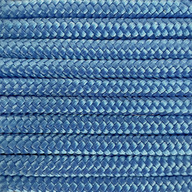 123Paracord Paracord 425 typ II Dark Baby Blue