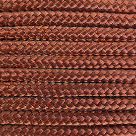 123Paracord Paracord 425 typ II Rust