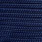 123Paracord Paracord 425 typ II Midnight Blau