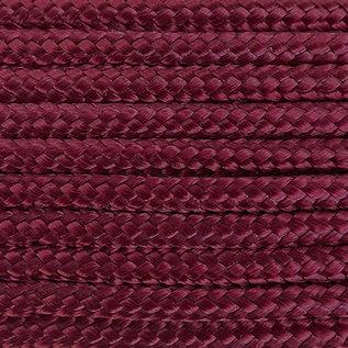 123Paracord Paracord 425 typ II Burgundy