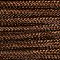 123Paracord Paracord 425 typ II Chocolate Braun
