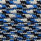 123Paracord Paracord 425 typ II Blau/Weiß