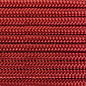 123Paracord Paracord 425 typ II Rot Chili