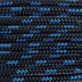 123Paracord Paracord 425 typ II Electric blue