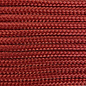 123Paracord Paracord 275 2MM Rot Chili