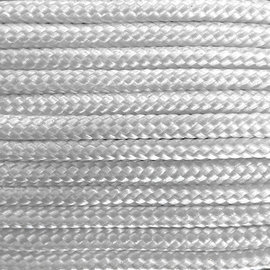 123Paracord Paracord 100 typ I weiß