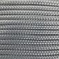 123Paracord Paracord 100 typ I Silber Grau