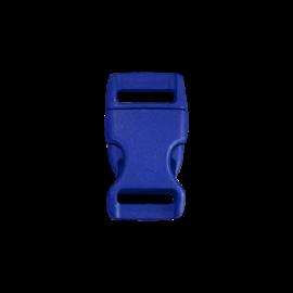 123Paracord Buckle 15MM Kunststoff Blau