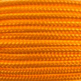 123Paracord Paracord 100 typ I Apricot Orange