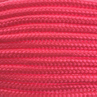 123Paracord Paracord 100 typ I Pink Neon