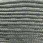 123Paracord Paracord 100 typ I Steel Grau Reflektierend