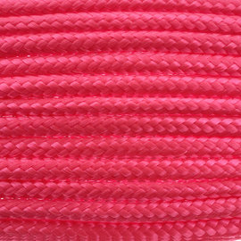123Paracord Paracord 275 2MM Pink Neon