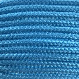123Paracord Paracord 100 typ I Cerulean Blau
