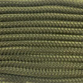 123Paracord Paracord 100 typ I Goldgrün