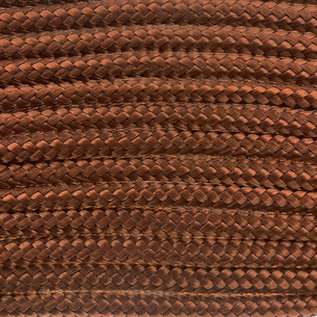 123Paracord Paracord 100 typ I Rust