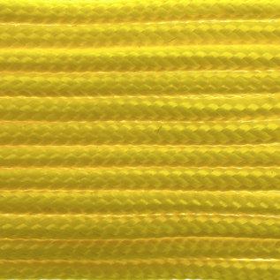 123Paracord Paracord 100 typ I Canary Yellow