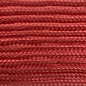 123Paracord Paracord 100 typ I Scarlet Rot