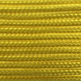 123Paracord Paracord 100 typ I Yellow