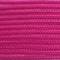 123Paracord Paracord 100 typ I Ultra Neon Rosa