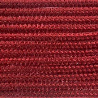 123Paracord Paracord 100 typ I Imperial Rot