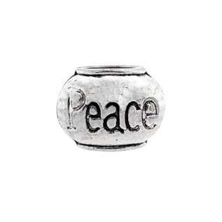 123Paracord Perle Peace runden