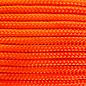 123Paracord Paracord 100 typ I Orange Neon