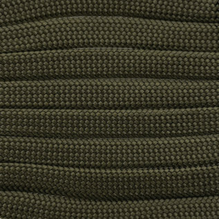 123Paracord Paracord 550 typ III Major Flach / Kernlose