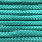 123Paracord Paracord 550 type III Teal grun (PES)