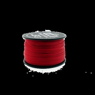 123Paracord Nano cord Rot 90mtr