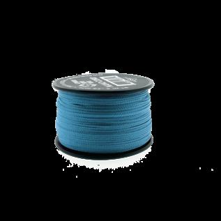 123Paracord Nano cord Carolina Blau 90mtr