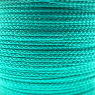 123Paracord Nano cord Teal Grun 90mtr