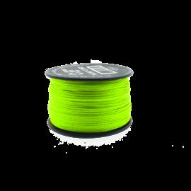 123Paracord Nano cord Äpfel  Grün 90mtr