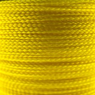 123Paracord Nano cord Yellow 90mtr