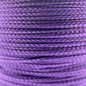 123Paracord Nano cord Deep Lila 90mtr