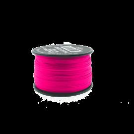 123Paracord Nano cord Ultra Neon Rosa 90mtr