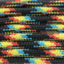 123Paracord Paracord 550 typ III Cosmic