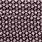 123Paracord Paracord 550 typ III Rose Rosa Diamond