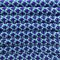 123Paracord Paracord 550 typ III Türkis / Acid Lila Diamond