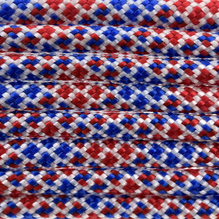 123Paracord Paracord 550 typ III Uncle Sam Diamond