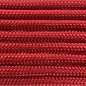 123Paracord Paracord 550 typ III Imperial Rot