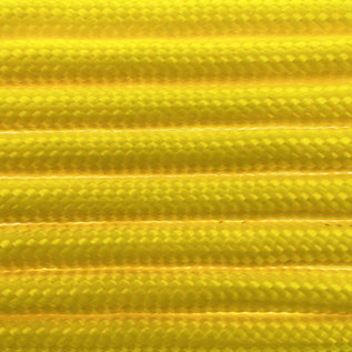 123Paracord Paracord 550 typ III Canary Gelb