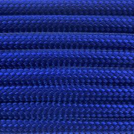 123Paracord Paracord 550 typ III Electric Blau