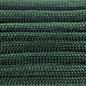 123Paracord Paracord 550 typ III Emerald Grün