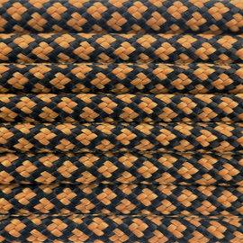 123Paracord Paracord 550 type III Mustard Diamond