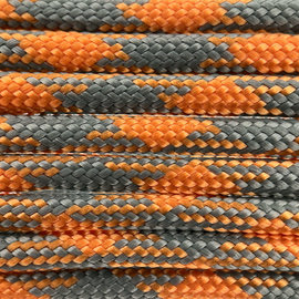123Paracord Paracord 550 typ III Herbst